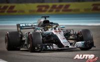 Leyendas en la noche. GP de Abu Dhabi 2018