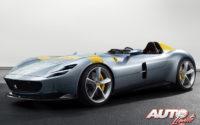 Ferrari Monza SP1 / SP2 – Exteriores