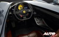Ferrari Monza SP1 / SP2 – Interiores