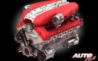Ferrari Monza SP1 / SP2 – Técnicas