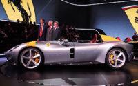 Ferrari Monza SP1 / SP2 – otro