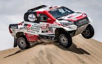 El Rally Dakar 2019 en imágenes