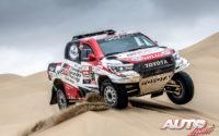 El Rally Dakar 2019 en imágenes – Coches – Dakar 2019
