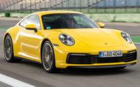 Porsche 911 Carrera S / 4S – Serie 992