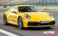 Porsche 911 Carrera S / 4S Coupé – Serie 992 – Exteriores