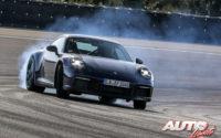 Porsche 911 Carrera S / 4S Coupé – Serie 992 – Pruebas de desarrollo Serie 992