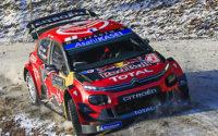El Rally de Montecarlo 2019 en imágenes