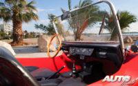 Este HAZ Buggy Volkswagen 1500 de 1969 alcanzó un precio de 56.000 euros durante la subasta realizada por Sotheby's en Mónaco en 2016.