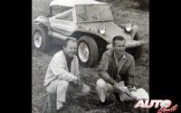 Bruce Meyers y Ted Mangels, a bordo de un Meyers Manx Dune Buggy, recorrieron en 1967 los 1.533 km que separan Tijuana y La Paz (Baja California - México) en un tiempo récord de 39 horas y 56 minutos. Para conseguirlo, añadieron unos depósitos de combustible adicionales en los laterales y la parte delantera del buggy.