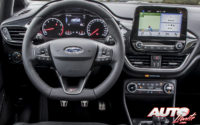 Ford Fiesta ST 1.5 EcoBoost – Interiores