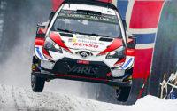 El Rally de Suecia 2019 en imágenes