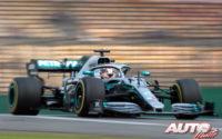Tiempo de dobletes para Mercedes. GP de China 2019