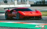 Ferrari P80/C 2019 – Exteriores