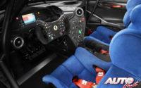 Ferrari P80/C 2019 – Interiores