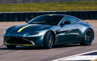 Aston Martin Vantage V8 AMR 2019