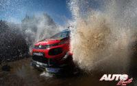 Sébastien Ogier, al volante del Citroën C3 WRC, obtenía la victoria en el Rally de México 2019, puntuable para el Campeonato del Mundo de Rallies WRC.