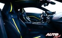 Aston Martin Vantage V8 AMR 2019 – Interiores