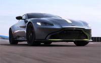 Aston Martin Vantage V8 AMR 2019 – Dinámico