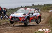 Thierry Neuville, al volante del Hyundai i20 Coupé WRC, obtenía la victoria en el Rally de Argentina 2019, puntuable para el Campeonato del Mundo de Rallies WRC.