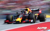 Max y Honda ganan en Red Bull Ring. GP Austria 2019