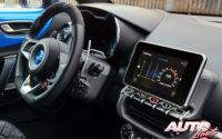 Alpine A110 2019 – Interiores