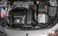 Mercedes-AMG A 45 / A 45 S 4MATIC+ – Técnicas
