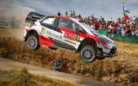 El Rally de Portugal 2019 en imágenes