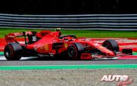 """Un corazón """"rosso"""" latió en Monza. GP de Italia 2019"""