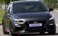 Hyundai i30 N Project C 2019 – Dinámico
