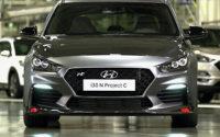 Hyundai i30 N Project C 2019 – Exterior
