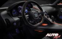 Bugatti Chiron Super Sport 300+ – Interiores