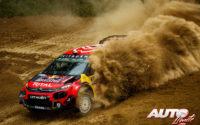 Sébastien Ogier, al volante del Citroën C3 WRC, obtenía la victoria en el Rally de Turquía 2019, puntuable para el Campeonato del Mundo de Rallies WRC.