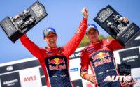 Sébastien Ogier y Julien Ingrassia, a los mandos del Citroën C3 WRC, obtenían la victoria en el Rally de Turquía 2019, puntuable para el Campeonato del Mundo de Rallies WRC.