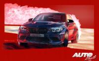 BMW M2 CS 2019 (F87) – BMW M2 CS – Dibujos