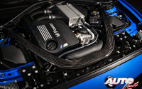 BMW M2 CS 2019 (F87) – Técnicas