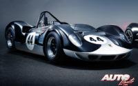 McLaren Elva – McLaren-Elva M1A / M1B / M1C