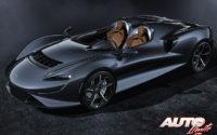 McLaren Elva – Exteriores