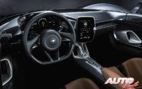 McLaren Elva – Interiores