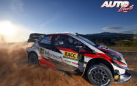 Ott Tänak (Toyota) se proclamaba Campeón del Mundo de Pilotos WRC 2019.