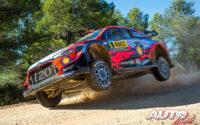 El equipo Hyundai Motorsport WRT se proclamaba Campeón del Mundo de Constructores WRC 2019.