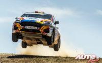 Jan Solans (Ford) se proclamaba Campeón del Mundo de Pilotos Junior WRC 2019.