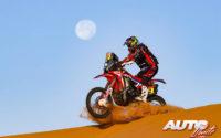 Joan Barreda, a los mandos de su Honda CRF 450 Rally, obtenía la victoria en el Rally Dakar 2020.