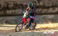 Ricky Brabec, a los mandos de su Honda CRF 450 Rally, obtenía la victoria en el Rally Dakar 2020.