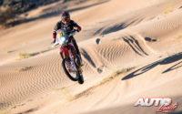 Daniel Nosiglia Jager, a los mandos de su Honda CRF 450 Rally, obtenía la victoria en el Rally Dakar 2020.