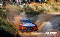 Thierry Neuville, al volante del Hyundai i20 Coupé WRC, obtenía la victoria en el Rally de España 2019, puntuable para el Campeonato del Mundo de Rallies WRC.