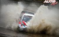 Elfyn Evans, al volante del Toyota Yaris WRC, obtenía la victoria en el Rally de Suecia 2020, puntuable para el Campeonato del Mundo de Rallies WRC.