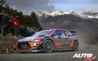 Thierry Neuville, al volante del Hyundai i20 Coupé WRC, obtenía la victoria en el Rally de Montecarlo 2020, puntuable para el Campeonato del Mundo de Rallies WRC.