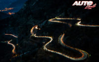 El Rally de Montecarlo es una de las pocas pruebas de la temporada del Campeonato del Mundo de Rallies WRC en donde se disputan tramos nocturnos.