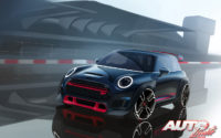 MINI John Cooper Works GP 2020 – MINI JCW GP 2020 Dibujos