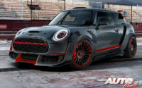 MINI John Cooper Works GP 2020 – MINI JCW GP Concept 2017